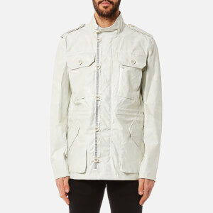 Hunter Men's Original Utility Jacket - White