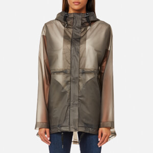 Hunter Women's Original Clear Smock - Graphite