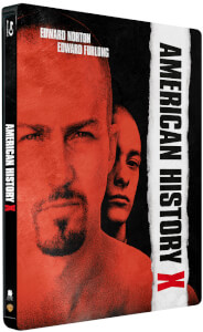 American History X - Zavvi Exclusive Limited Edition Steelbook