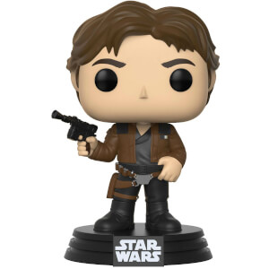 Figurine Pop! Han Solo - Solo: A Star Wars Story