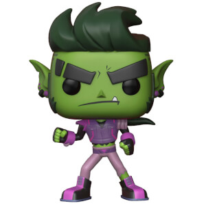 Teen Titans Go! Beast Boy Pop! Vinyl Figure