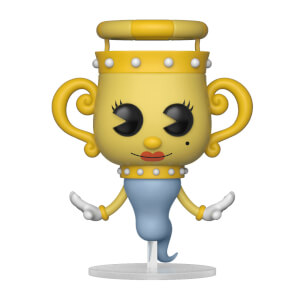 Cuphead Legendary Chalice Pop! Vinyl Figure