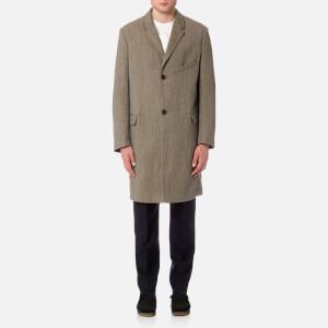 Lemaire Men's Suit Coat - Granite