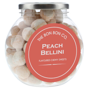 Peach Bellini Bon Bon Jar