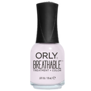 Vernis à Ongles Breathable Traitement + Couleur Light As a Feather ORLY 18 ml