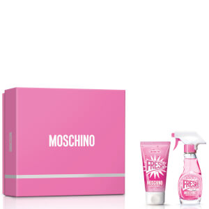 Moschino Pink Fresh Couture X17 EDT 30ml Coffret