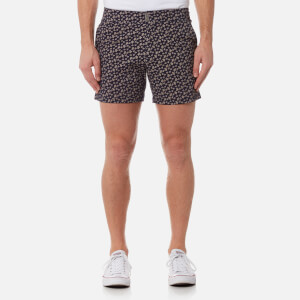 Vilebrequin Men's Merise Swim Shorts - Micro Ronde Des Tortues Superflex