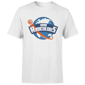 How Ridiculous Logo T-Shirt - White