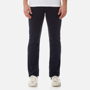 7 For All Mankind Men's Slimmy Denim Jeans - Navy