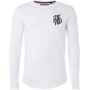 DFND Men's Balast Long Sleeve T-Shirt - White