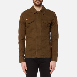 Superdry Men's Rookie Deck Jacket - Olive