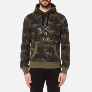 Superdry Men's Surplus Goods Graphic Hoody - Surplus Goods Camo