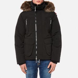 Superdry Men's Premium Ultimate Down Jacket - Black