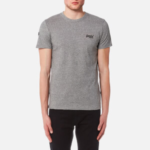 Superdry Men's Orange Label Urban Flash T-Shirt - Phoenix Grey Grit