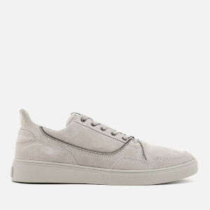 Diesel Men's S-Vipe Suede Low Top Trainers - Dove