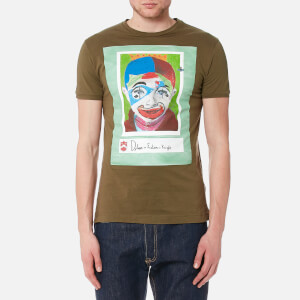 Vivienne Westwood MAN Men's Peru Short Sleeve T-Shirt - Green