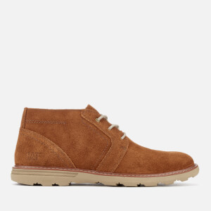 Caterpillar Men's Murphy Split Suede Chukka Boots - Ginger