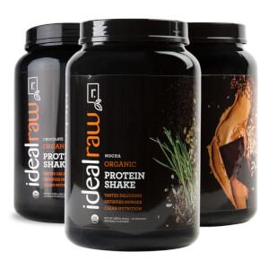 IdealRaw Organic Protein Chocolate Lover's Bundle