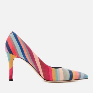 Paul Smith Women's Blanche Swirl Court Shoes - Multi