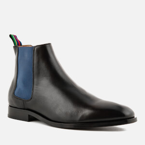 PS by Paul Smith Men's Gerald Leather Chelsea Boots - Black: Image 2