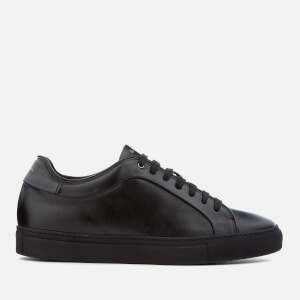 Paul Smith Men's Basso Leather Cupsole Trainers - Black