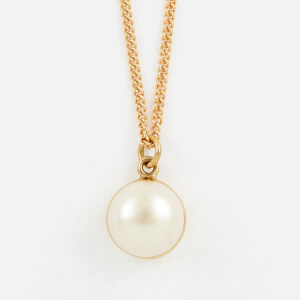 Cornelia Webb Women's Pearled Single Necklace - Gold
