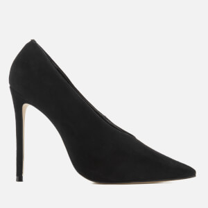 Carvela Women's Alistair Suede Court Shoes - Black