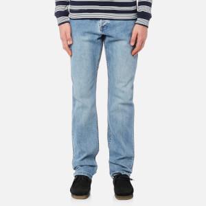 A.P.C. Men's Standard Jeans - Indigo Delave