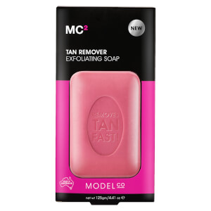 ModelCo MC2 Tan Remover Exfoliating Soap 125g