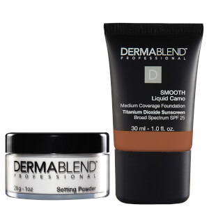 Dermablend Natural Finish Set - 80N Cinnamon