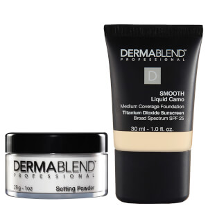 Dermablend Natural Finish Set - 0C Linen