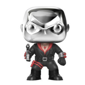 NYCC GI Joe Destro EXC Pop! Vinyl Figure