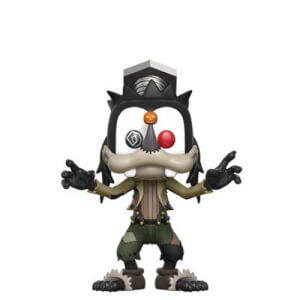 NYCC 17 Disney Kingdom Hearts Goofy Halloween EXC Pop! Vinyl Figure