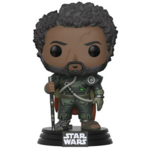 Figurine Pop! Saw Gerrera Avec Cheveux EXC NYCC 2017 - Star Wars: Rogue One