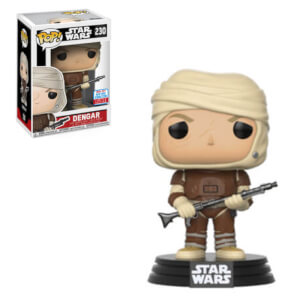 NYCC 17 Star Wars Dengar EXC Pop! Vinyl Figure