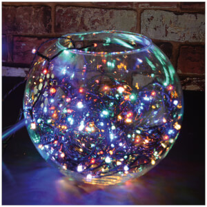 Lyyt 80 LED Battery String Light - Multicolour