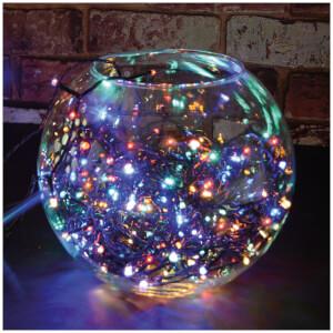 Lyyt 120 LED Battery String Light - Multicolour