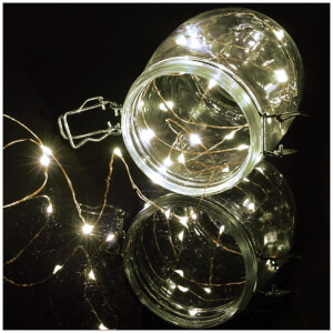 Lyyt 20 LED Copper Wire - Cool White