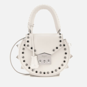 SALAR Women's Mimi Ring Cross Body Bag - Cloud