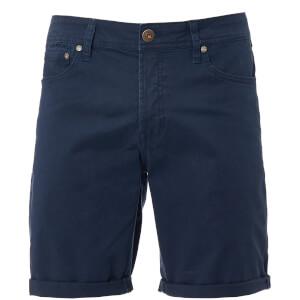 Jack & Jones Originals Men's Rick Chino Shorts - Black Iris