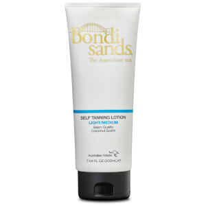Bondi Sands Self Tanning Lotion 200ml - Light/Medium