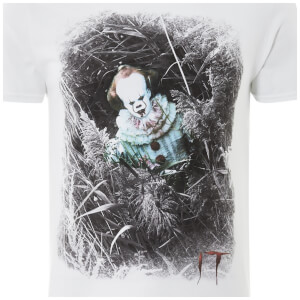 IT Men's Hidden T-Shirt - White: Image 3