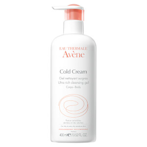 Avène Cold Cream Ultra Rich Cleansing Gel 400ml