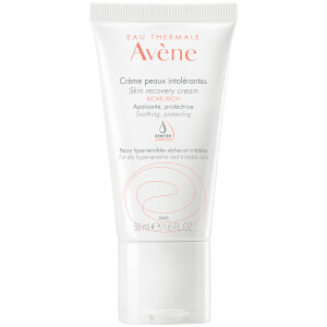 Avène Rich Skin Recovery Cream Moisturiser for Very Sensitive Skin 50ml