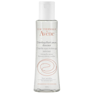 Avène Gentle Eye Make-Up Remover płyn do demakijażu oczu (125 ml)