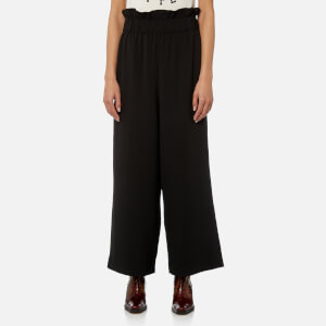 Ganni Women's Clark Trousers - Black