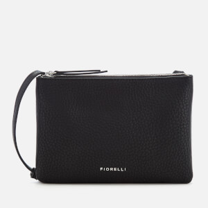 Fiorelli Women's Bunton Double Compartment Cross Body Bag - Black
