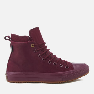 Converse Men's Chuck Taylor All Star Waterproof Boots - Dark Sangria/Dark Sangria/Gum