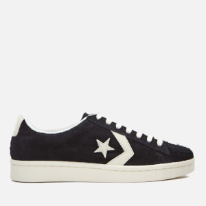 Converse Men's Pro Leather '76 Ox Trainers - Black/Egret/Egret
