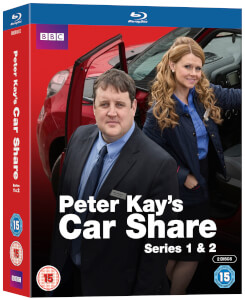 Peter Kay's Car Share - Series 1-2